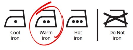 wool-iron-temperature-setti